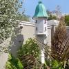 Mulberry-Designs-Victorian-Birdhouse-Backyard-South-Wall