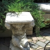 Stone-Plant-Stand